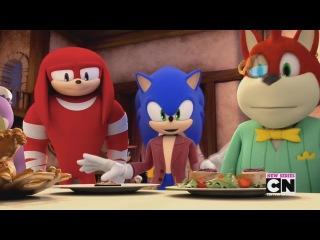 Sonic Boom - 5 серия (Русская озвучка)