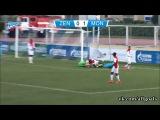 Юношеская лига УЕФА / Зенит 0-3 Монако / Полный обзор матча / 01.10.2014 [HD 720p]