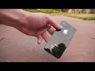 iPhone 6 Plus vs 6 vs 5S vs 5C vs 5 vs 4S vs 4 vs 3GS vs 3G vs 2G Drop Test!