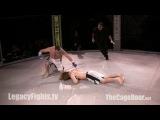 боксер против борца