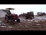 zenkevichru2 рассказ Трактор ДТ 20/ DT-20