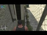 Секреты и пасхалки GTA 5 - Задний двор на Гроув Стрит