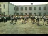 Танец (последний звонок школы №1 Шпола)