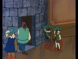 Д`Артаньгав и три пса-мушкетёра.12 серия-Д'Артаньгав в ловушке