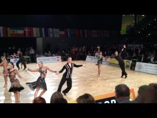 Dmitriy Kulebakin and Maria Chernykh/ ChaCha