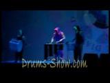 Световое Новогоднее Барабанное Шоу  