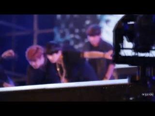 [Fancam] 140823 BTS - Danger (Jungkook focus) @ Kia Experience Sharing Concert