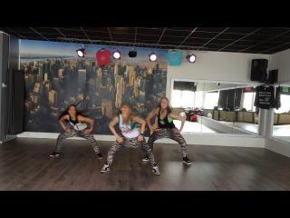 Dark Horse Katy Perry dance fitness choreography