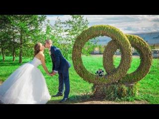 Свадебный фото клип нежной пары Азиза и Аленочки! Ребята,вы молодцы!!!!