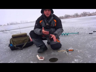 Рыбалка зимой от Михалыча. Ловля огромных карпов со льда