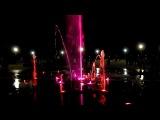 Цветной фонтан г. Спутник