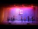 Коллектив эстрадного танца Триумф (номер ГАНГСТЕРЫ)