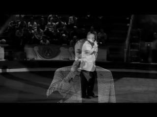 Выступление А Дюмина в цирке Никулина 25 октября 2013 г.