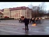20.12.2014г. присяга в/ч 3214