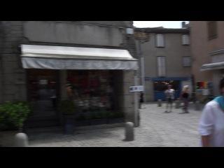 Крепость-рынок Каркасон... национальное достояние Франции.