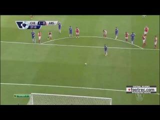 Челси-Арсенал 2-0 05.10.2014