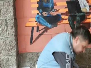 Цифроград-Уфа представляет: Чемпионат по метанию мобильников 2014
