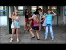 это я танцую под песню Каролины