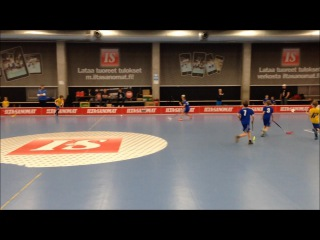 FK Barrakuda -04 - Champions of Helsinki Floorball Cup 2015