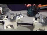 Конструктор Лего Город (Lego City) Арктическая база 60036