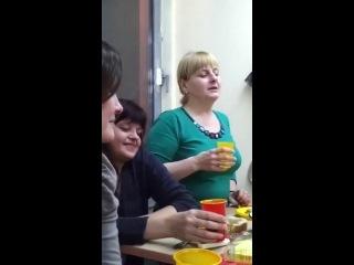 Татьян, это прошлый Новый год у Алены ахмадуллиной