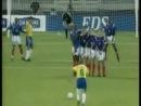 Роберто Карлос - Франция - Бразилия Лучший гол в мире лучшего защитника