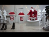 А вот и видео .Сказка про маленького Дед Мороза.Начало