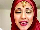 Traditional Indian Pakistani Bridal makeup tutorial