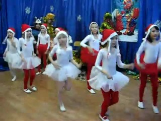 Танец+по+музыку+Дискотеки+Аварии+_Новогодняя_