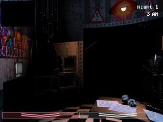 FNAF2 - 1 Ночь [Господи, почему так страшно?]