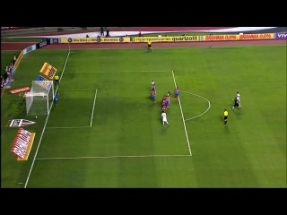 123-й гол Рожерио Сени / Rogerio Ceni scores 123rd from free-kick