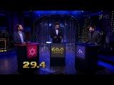 Вечерний Ургант, евреи против армян