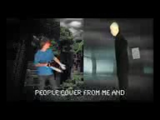 Slender Man vs. Herobrine - Video Game Rap Battle - YouTube144p