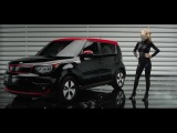 "2015 Kia Soul EV Hamster Commercial Featuring ""Animals"""