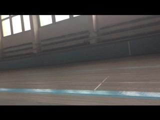 Львов трек 2015 Беляк Даша Кондрут Виолетта и Гарматюк Вова