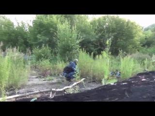 Оперативная съемка- Террорист Ахмед ( Видео # 1)