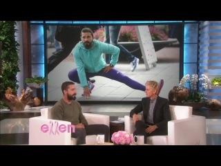 Ellen show full episode season 12 10.10.2014 shia labeouf, padma lakshmi, gina rodriguez
