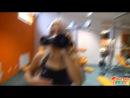 Sabrina Blond Workout