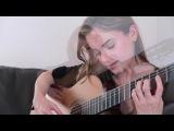 BWV 998 Бах - Анна Видович отрывок