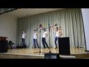 наш танец на осенний бал :)