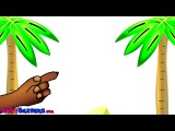 Island Fruits Groove - Fruit Ninja Song, Learn Fruit Names, Super Simple Baby Learning.mp4