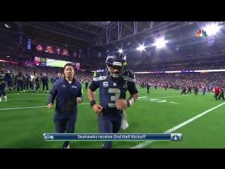 New England Patriots vs Seattle Seahawks Super Bowl XLIX 2/4