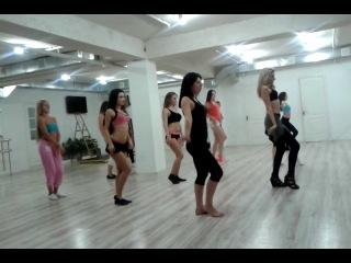 Вiдкритий урок High Heels by Nadya Avdeeva:*
