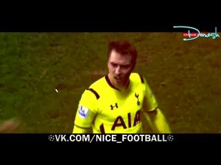 Eriksen Perfect Free Kick / by DEMESH | vk.com/nice_football |