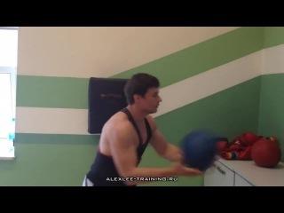 Упражнения для развития силы и скорости удара рукой