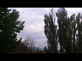 Strange Sounds in Terrace BC Canada August 29th 2013 730am