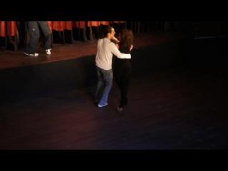 02 - Sergey Kocharyan performane @ Afro Cuban Dance Weekend