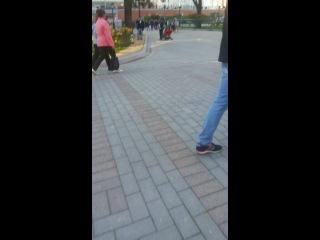 приключения конта и колбаски) 0) в Александровском саду