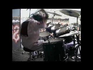 Joey Jordison Eyeless (Slipknot) (Drums Solo)
