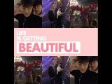 [VIDEO] 141123 Tao Meipai Update: Развлекайтесь~ Спокойной ночи